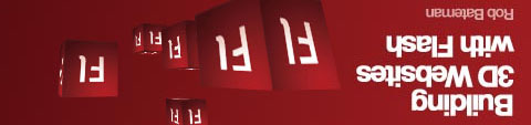 Building 3d Websites in Flash Down Under